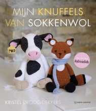 Kristel  Droog-Dekkers Mijn knuffels van sokkenwol