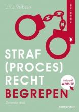 J.H.J. Verbaan , Straf(proces)recht begrepen