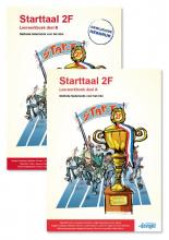 Ruud van den Belt , Starttaal 2F deel A en B Leerwerkboek