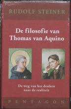 Rudolf Steiner , De filosofie van Thomas van Aquino