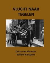 Corry van Munster, Willem  Kurstjens Vlucht naar Tegelen