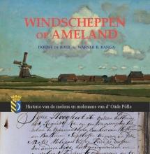 Douwe de Boer Warner B. Banga, Windscheppen op Ameland