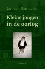 Jan van Barneveld , Kleine jongen in de oorlog