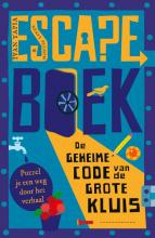 Linde Montse Ivan Tapia, Escape boek – De geheime code van de Grote Kluis