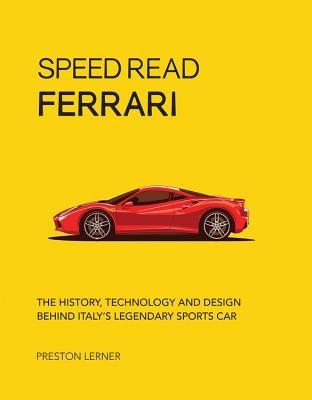 Preston Lerner,Speed Read Ferrari