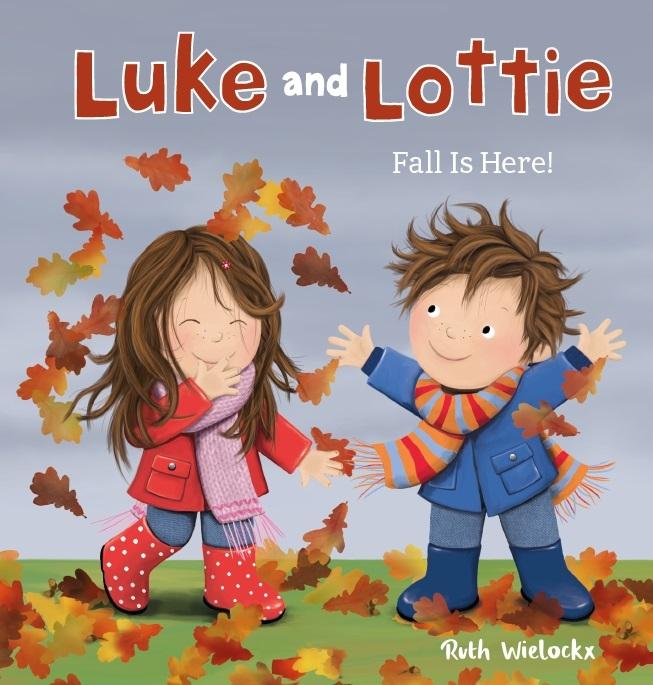 Ruth Wielockx,Luke and Lottie. Fall is here!