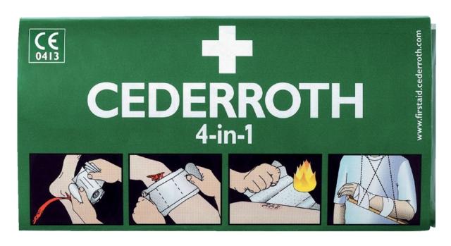 ,Bloedstopper Cederroth verband groot