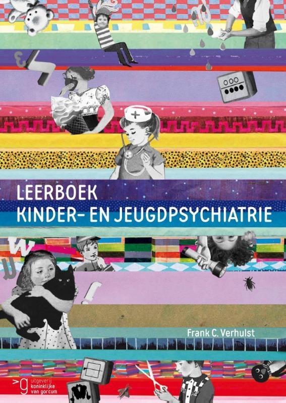Frank C. Verhulst,Leerboek kinder- en jeugdpsychiatrie