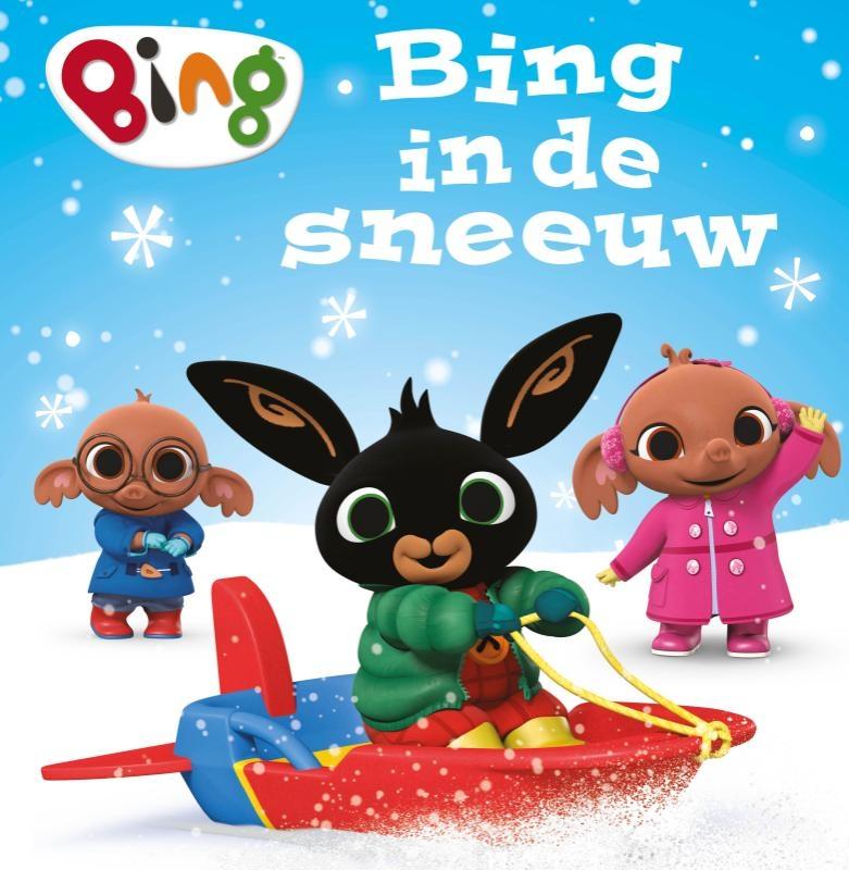 ,Bing in de sneeuw