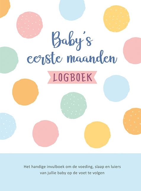 ,Baby`s eerste maanden logboek