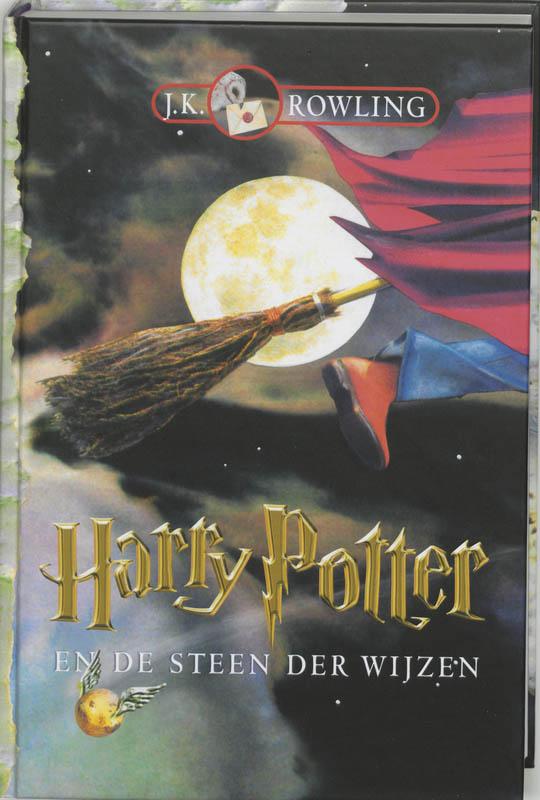 J.K. Rowling,Harry Potter en de steen der wijzen