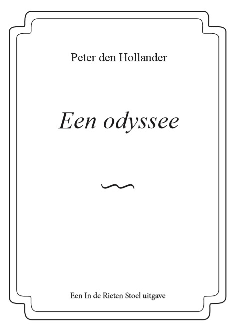 Peter den Hollander,Een odyssee