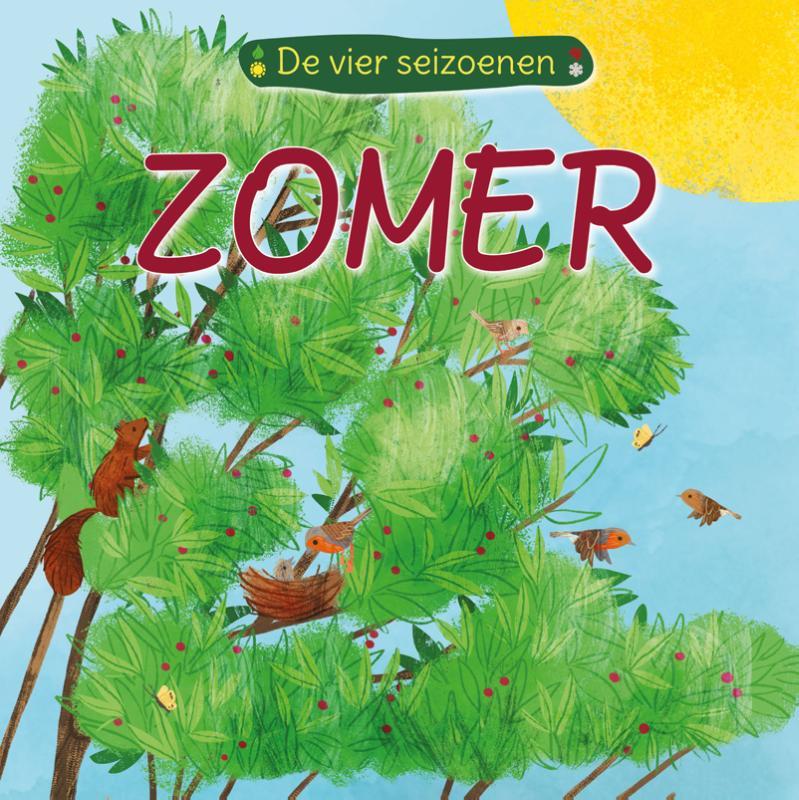 Lizzie Scott,Zomer