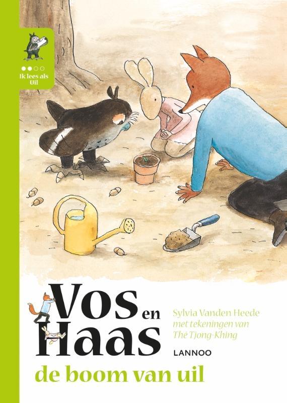 Sylvia Vanden Heede,De boom van uil