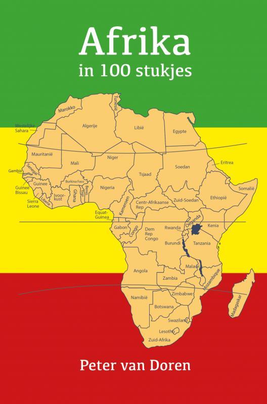 Peter Van Doren,Afrika in 100 stukjes
