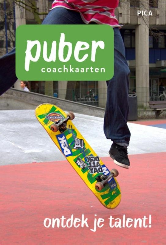 Espérance Blaauw,Puber coachkaarten
