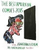 ,The Best American Comics 2015