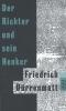 Dürrenmatt, Friedrich,Der Richter und sein Henker