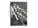 ,schutbladen ProfiOffice A4 280 micron 100 stuks transparant mat
