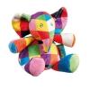 ,<b>Elmer Ratlle/Zittende knuffel</b>