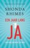 <b>Shonda  Rhimes</b>,Een jaar lang JA