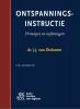 J.J. van Dixhoorn,Ontspanningsinstructie
