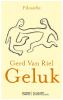 <b>Gerd  Van Riel</b>,Geluk