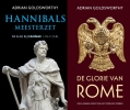 Adrian Goldsworthy ,Hannibals meesterzet en Glorie van Rome - pakket