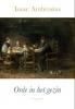 Isaac  Ambrosius ,Orde in het gezin