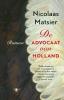 Nicolaas  Matsier ,De advocaat van Holland