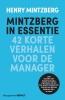 Henry  Mintzberg,Mintzberg in essentie