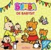 ,Bumba : kartonboek - De babysit