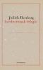 Judith Herzberg ,Leedvermaak trilogie