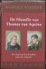 Rudolf  Steiner ,De filosofie van Thomas van Aquino