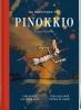 <b>Carlo  Collodi</b>,De avonturen van Pinokkio