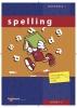 Inge van Dreumel,Brainz@work Spelling groep 3 Werkboek 1