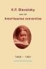 H.P.  Blavatsky, Kirby Van Mater,H.P. Blavatsky aan de Amerikaanse conventies: 1888-1891