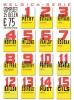 ,Belgica complete serie van 15 delen