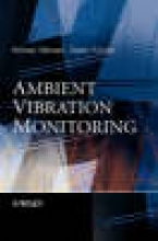Wenzel, Helmut Ambient Vibration Monitoring