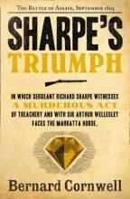Cornwell, Bernard Sharpe`s Triumph
