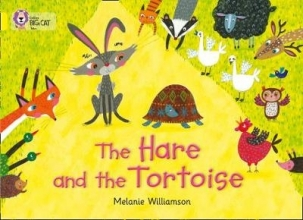 Melanie Williamson,   Cliff Moon The Hare and the Tortoise