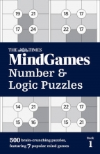 Times Mind Games Times Mind Games Number and Logic Puzzles Book 1