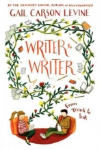 Levine, Gail Carson Writer to Writer