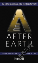 David, Peter After Earth. Film Tie-In