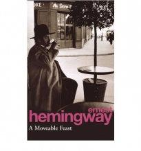Ernest,Hemingway Moveable Feast