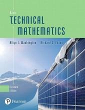 Allyn J. Washington,   Richard Evans Basic Technical Mathematics