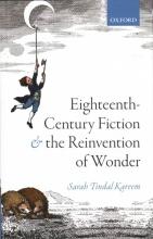 Kareem, Sarah Tindal Eighteenth-Century Fiction and the Reinvention of Wonder