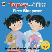 Adamson, Jean Topsy and Tim: First Sleepover