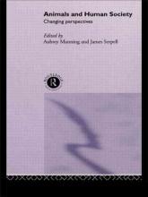 Aubrey Manning,   James Serpell Animals and Human Society