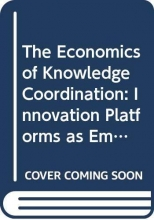Pier Paolo (University of Turin, Italy) Patrucco The Economics of Knowledge Coordination